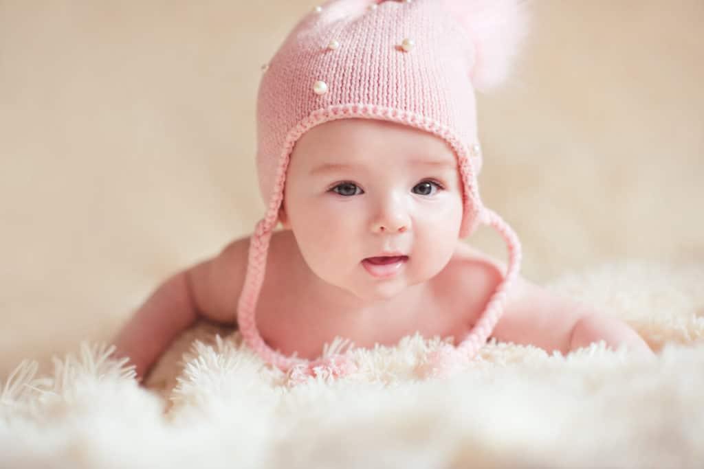 Baby 5 Wochen