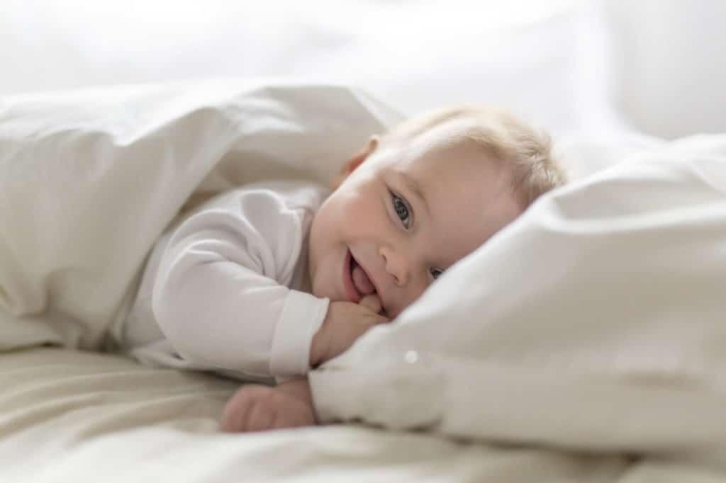 Baby 7 wochen