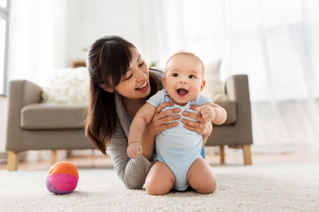 Baby 8 Monate