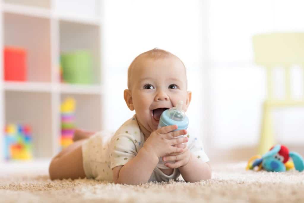 Baby 9 Wochen