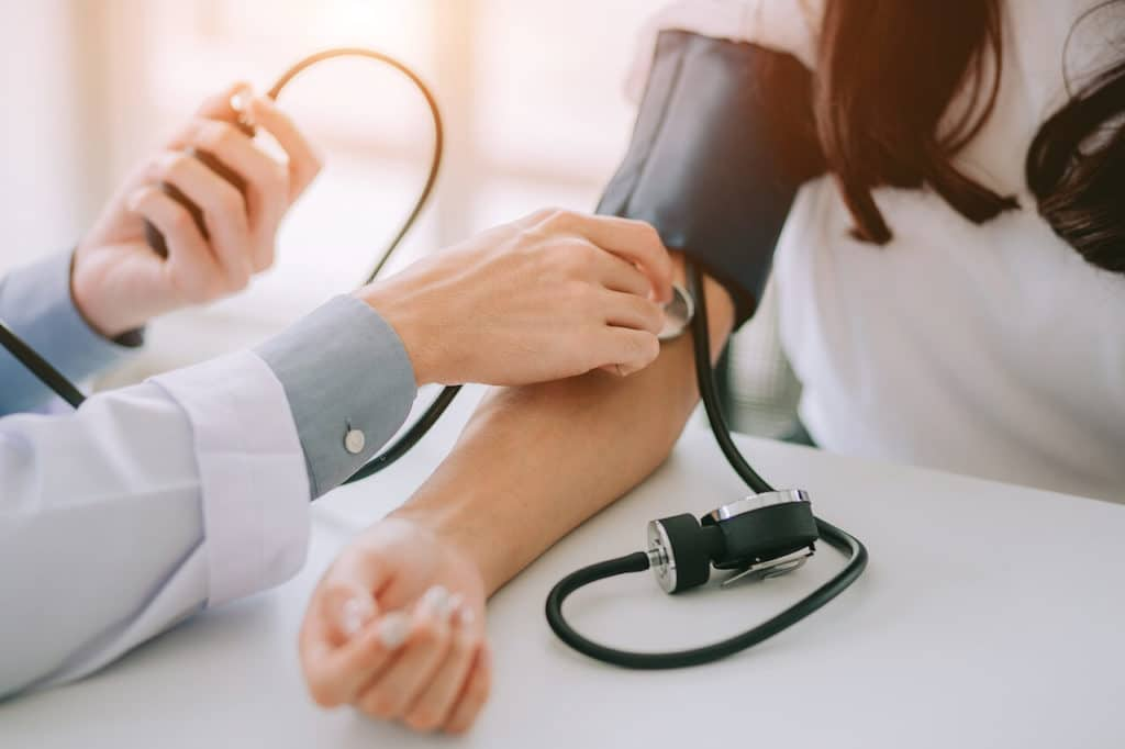 Blutdruck senken Hausmittel