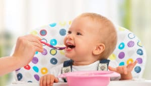 Ernährungsplan Baby