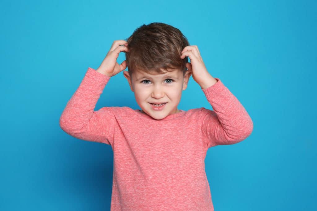 Gehirnerschütterung Kind
