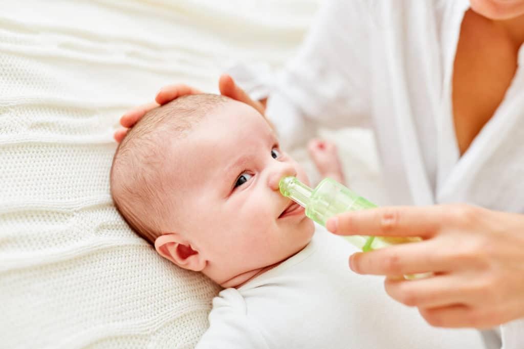 Nasensauger Baby