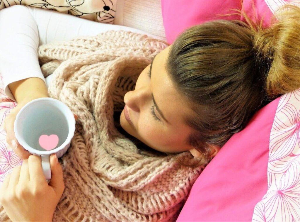 Grippe oder Erkältung