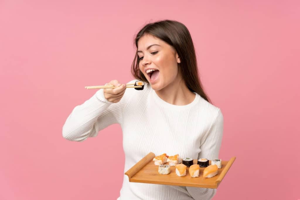 Sushi Schwangerschaft