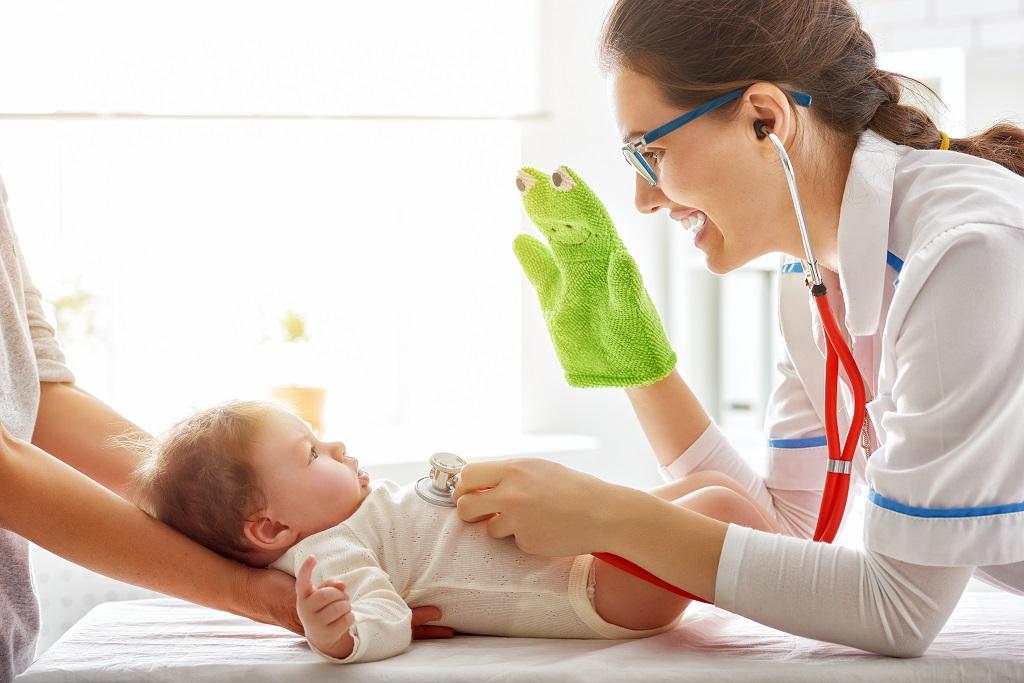 Gesundheit Kleinkind