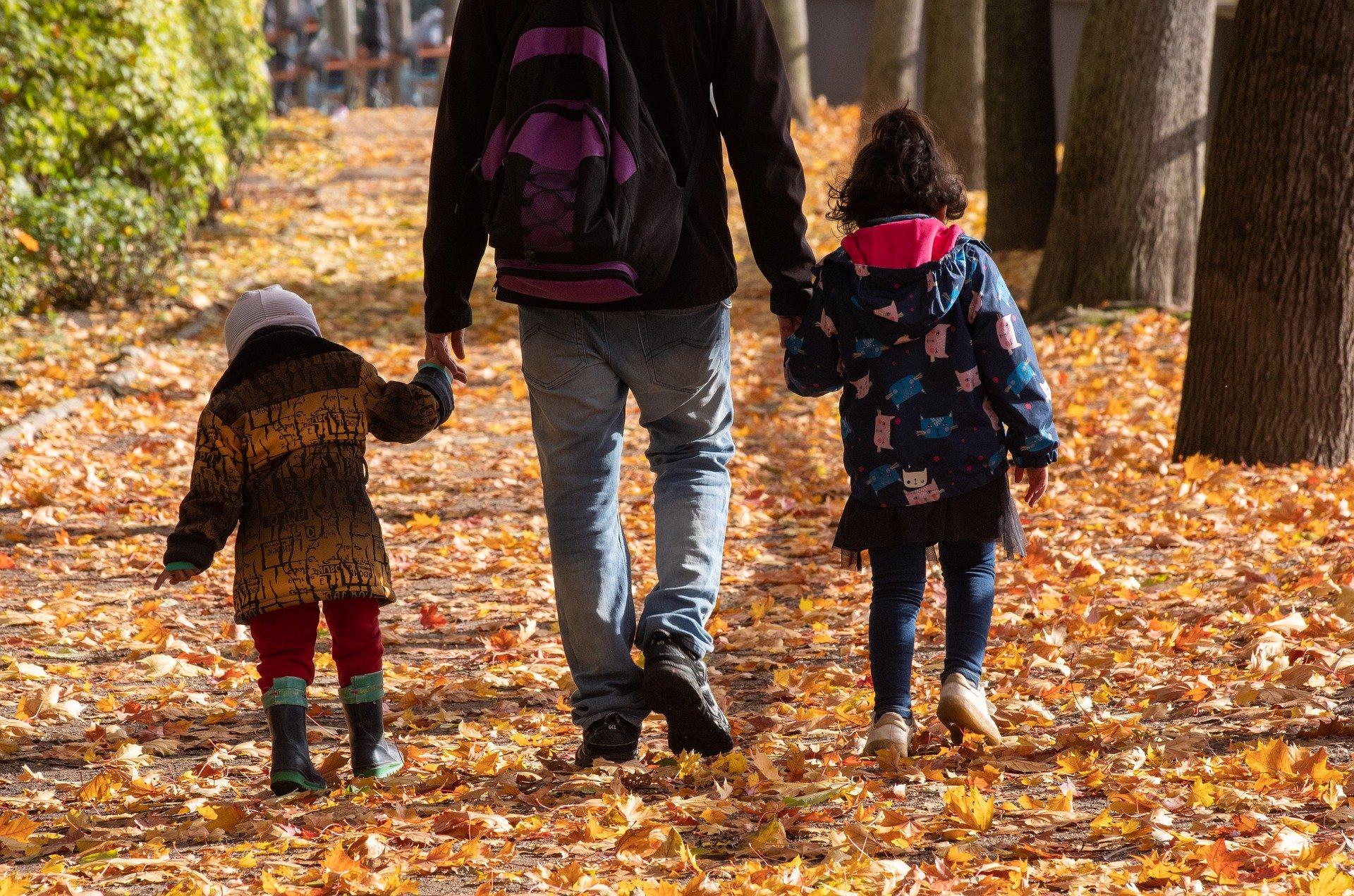 Die besten Herbst Aktivitäten für die Familie